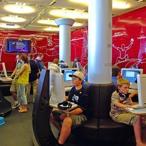 Интернет-кафе Заинска