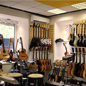 Музыкальные магазины Заинска