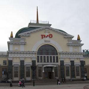 Железнодорожные вокзалы Заинска